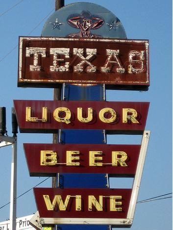 The Alcoholic Texan